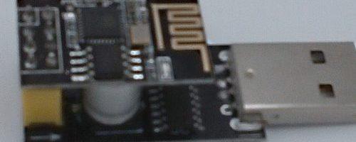 ESP8266-adapter
